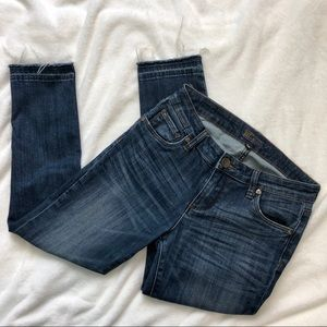 Kut from the Kloth distressed ripped jeans 2P